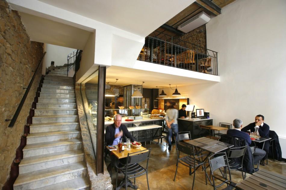 Cinque piani quattro format e tutto bio ristoranti web for Piani a quattro piani