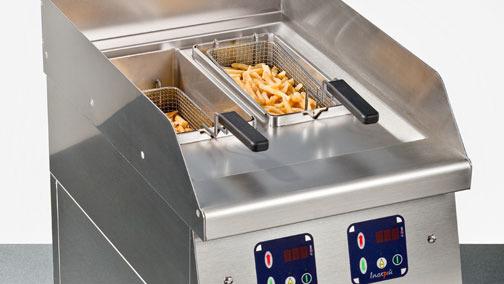 Arriva la friggitrice intelligente ristoranti web - Cucina induzione consumi ...