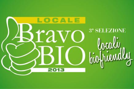Locali finalisti del Premio Bravo Bio 2013