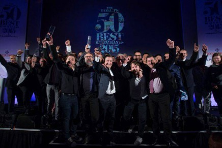 El Celler de Can Roca vince The World's 50 Best Restaurants 2015. Grande Bottura: è secondo!