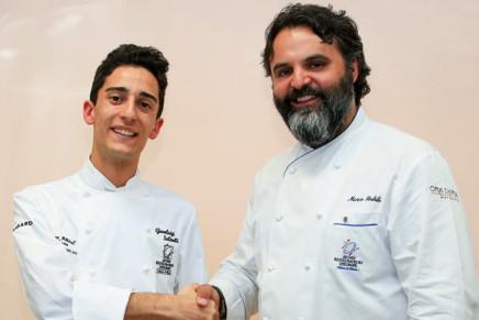 L'allievo più bravo dell'Alberghiero di Stresa vince uno stage presso i Jeunes Restaurateurs d'Europe