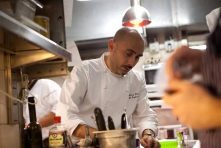 """L'intensa estate di Antony Genovese, chef de """"Il Pagliaccio"""" di Roma"""