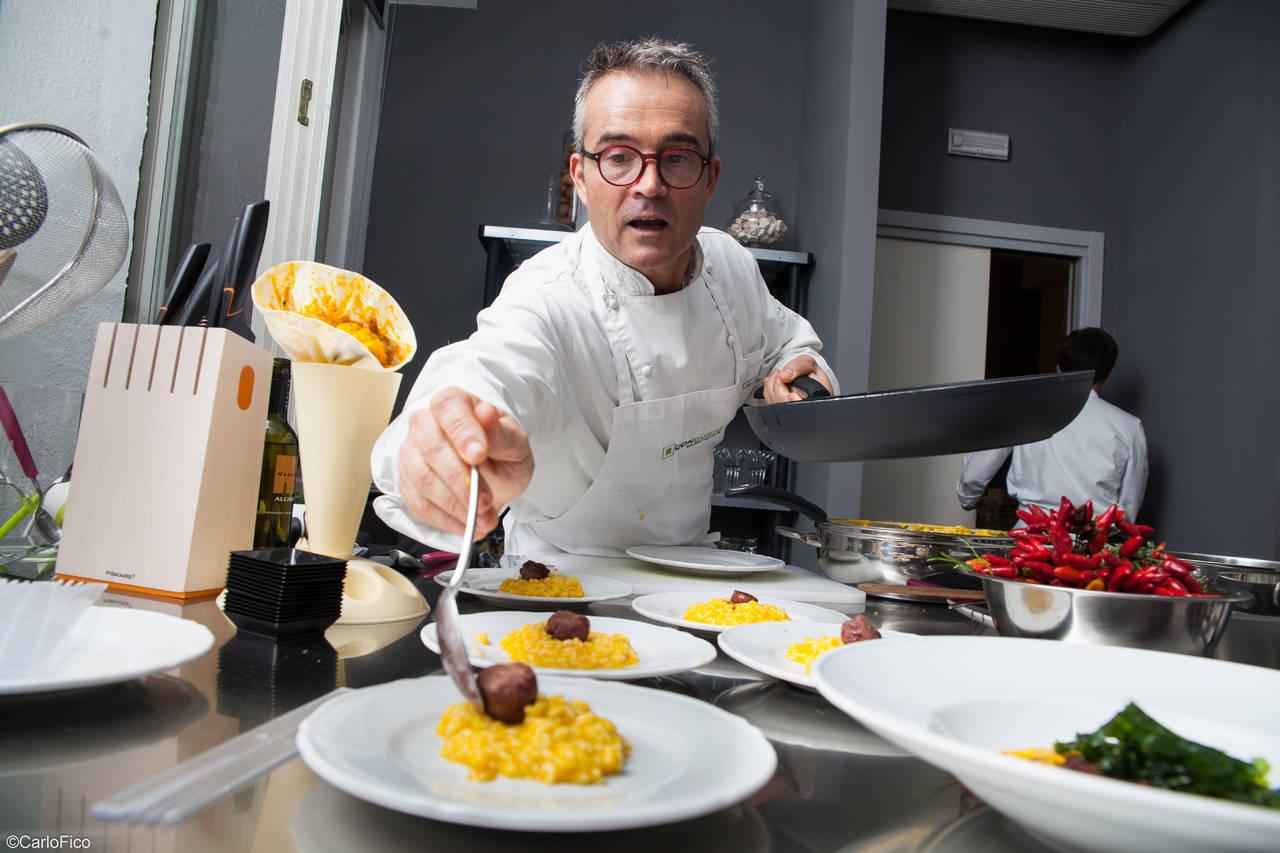 Inaugura congusto primo campus a milano dedicato alla cucina