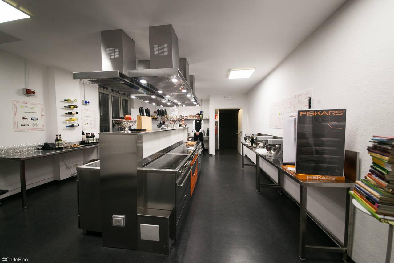 Milano il campus congusto riapre con open days borse di studio e finanziamenti per gli allievi - Corsi cucina regione piemonte ...
