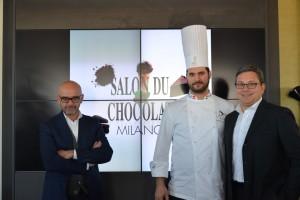 Salon du Chocolat D_Comaschi P.Cerretani R. SilvaCoronel
