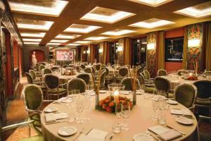 castadiva - ristorante orangerie - interno