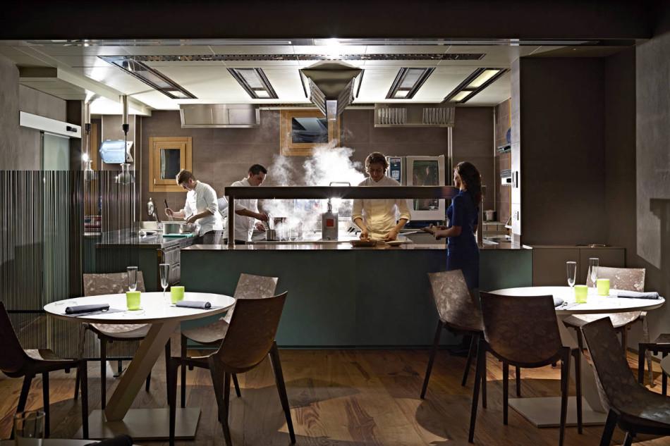 Progettare: quando la cucina la disegna il cuoco | Ristoranti Web