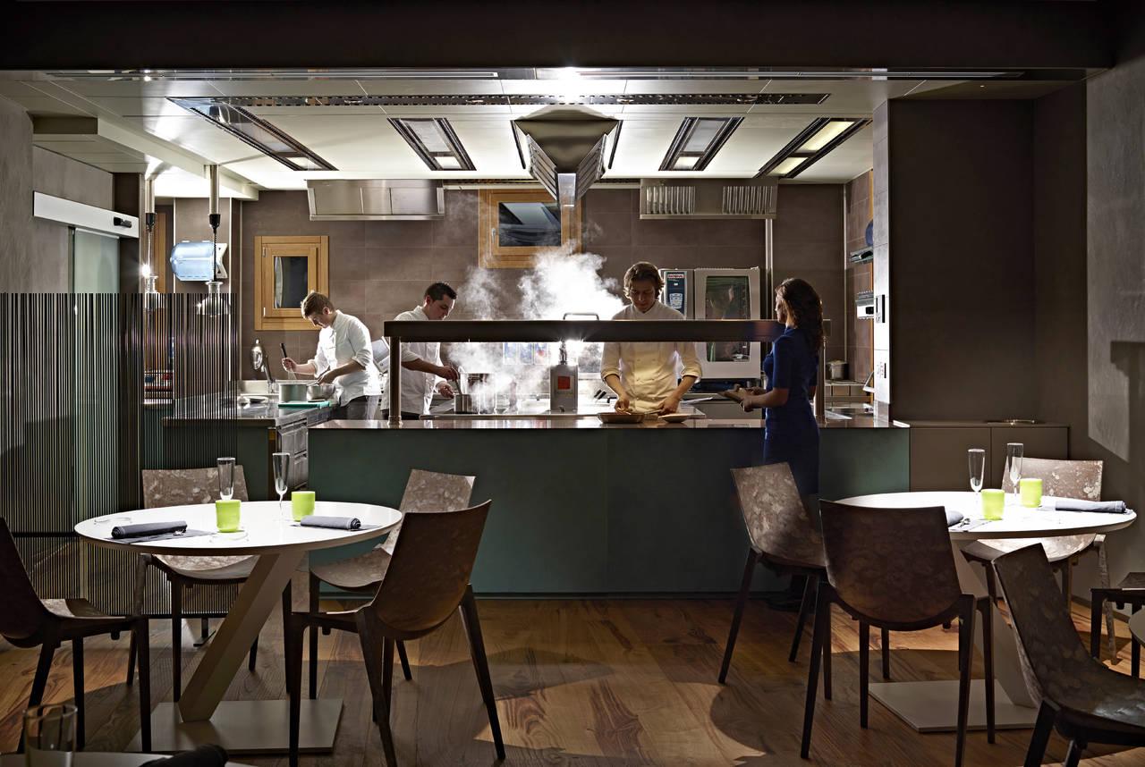 Progettare quando la cucina la disegna il cuoco - Progettare la cucina ...