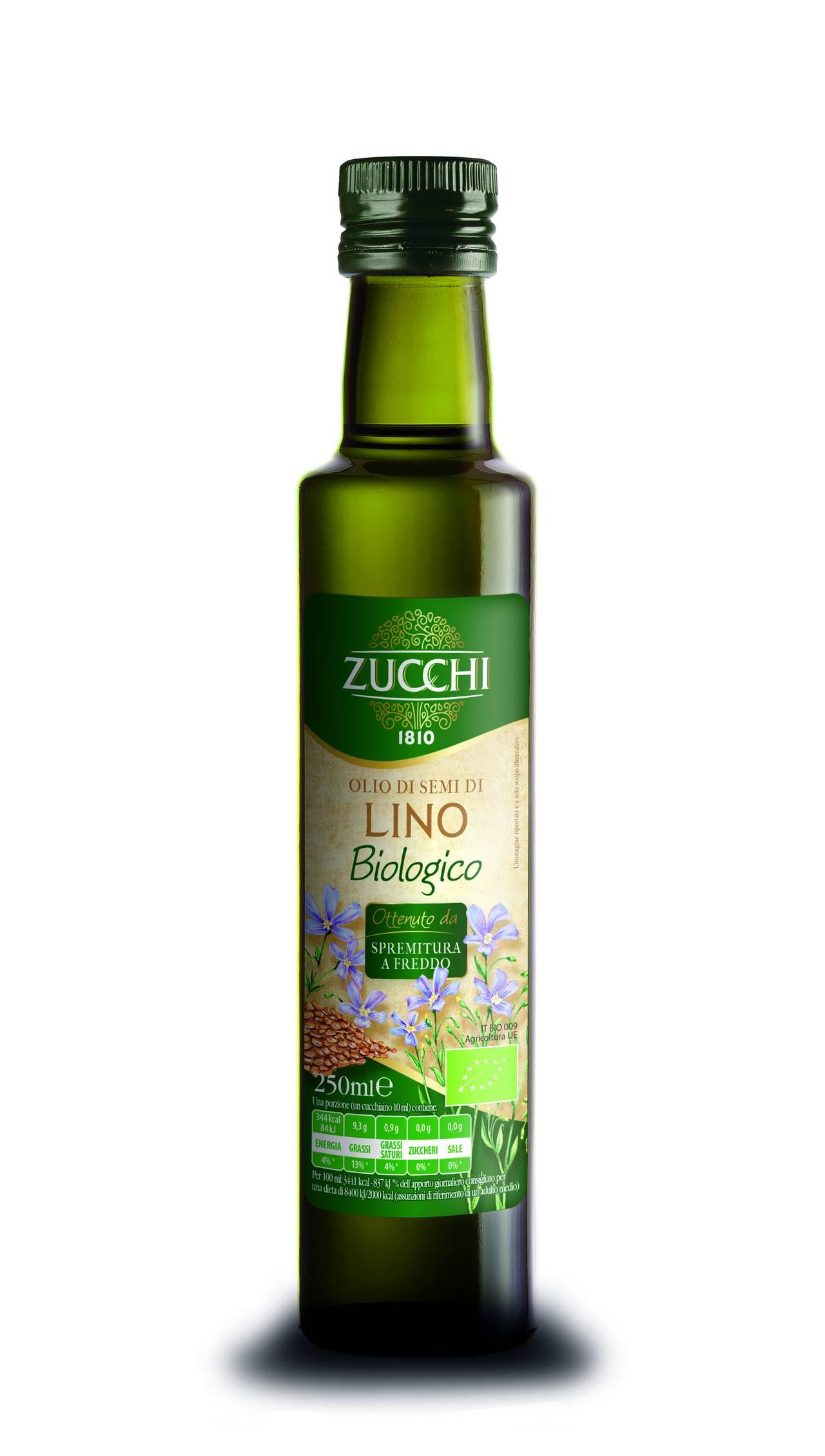 Dall\'Oleificio Zucchi 4 oli di semi bio estratti senza ...