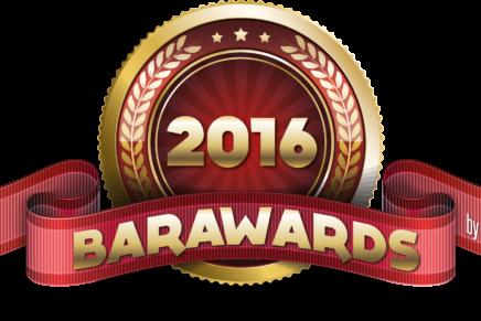Barawards 2016: ristoranti e cuochi alla sfida dell'anno. Votate i vostri preferiti