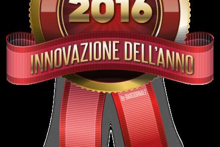 Barawards 2016 Innovazione dell'anno: le ultime classifiche parziali. Votazioni aperte fino al 20 novembre