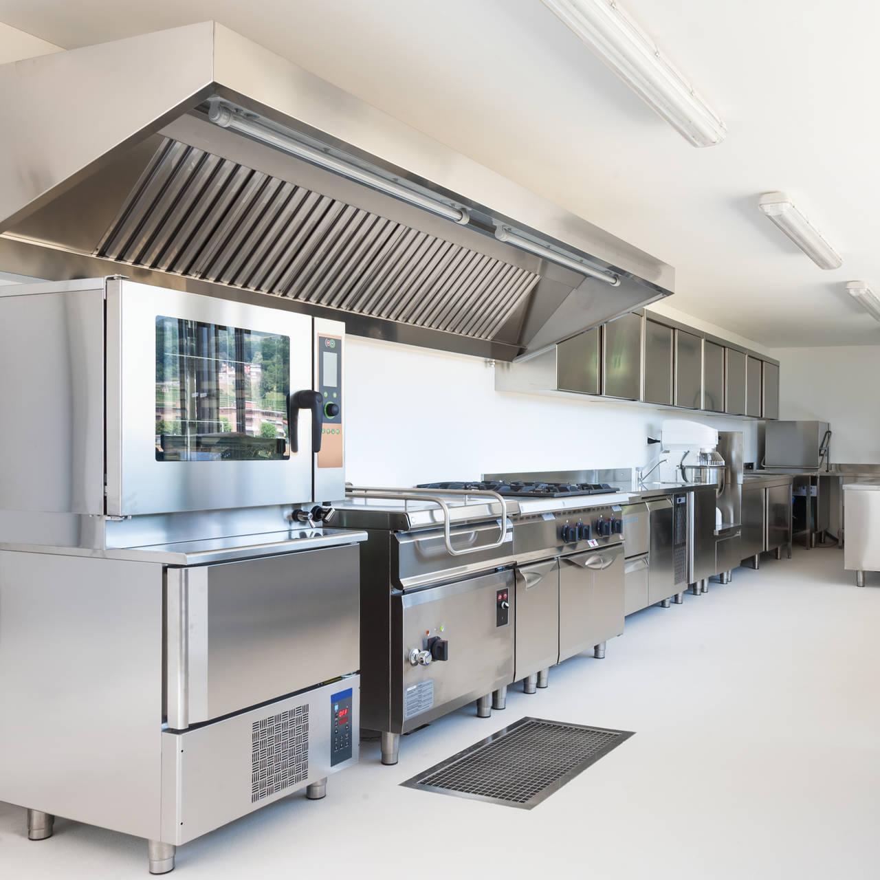Se la cappa tecno c 39 aria buona in cucina ristoranti web - La cucina di aria ...