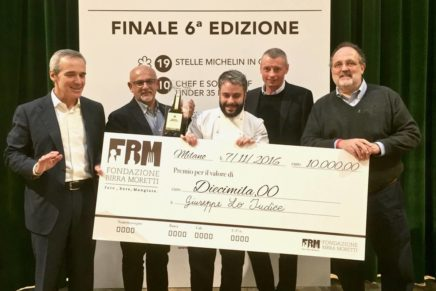Aperte le iscrizioni al Premio Birra Moretti Grand Cru 2017. Un'occasione per giovani chef under 35