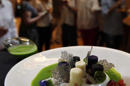 Festival della cultura vegetariana a Milano. Al concorso vince lo chef olandese Gijs Kemmeren