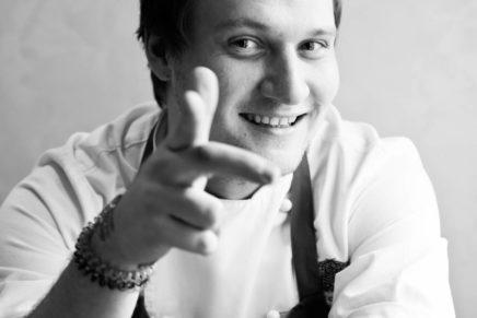 Cucina senza confini per i millennial: Nikita Sergeev e L'Arcade