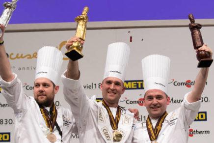 Ecco i 4 concorrenti italiani alle selezioni Nic per il Bocuse d'or