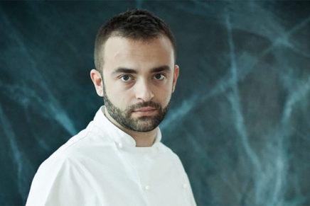 Fabio Macrì è il nuovo chef del Piano 35 di Torino