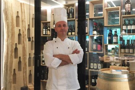 """Andrea Bedin si insedia all'hotel Col Alto di Corvara e si prepara alla """"Dolomitica"""", il pic-nic con chef stellati"""