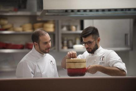 La fantasia e l'estro di Dario Pisani, oggi chef al Tre Cristi di Milano