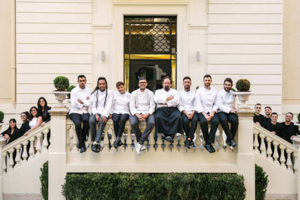 All'Oro (Roma): un team vincente dove tutti sanno fare tutto