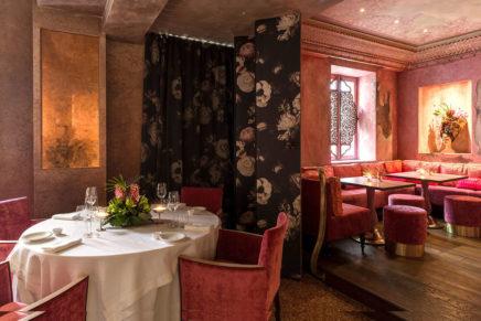 La moda fa salotto nel ristorante stellato, accade al Met di Venezia