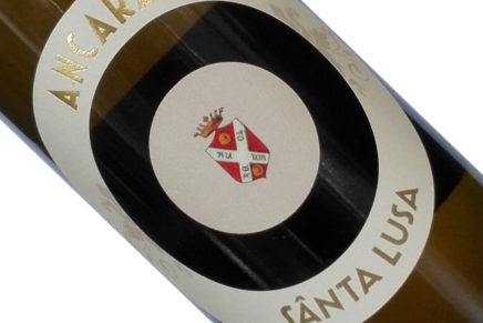 Santa Lusa, Albana di Romagna Secco Doc 2013, Az. Agricola Ancarani, Faenza (Ra)