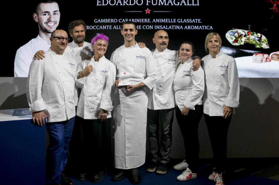 Edoardo Fumagalli vince le selezioni italiane del S.Pellegrino Young Chef 2017