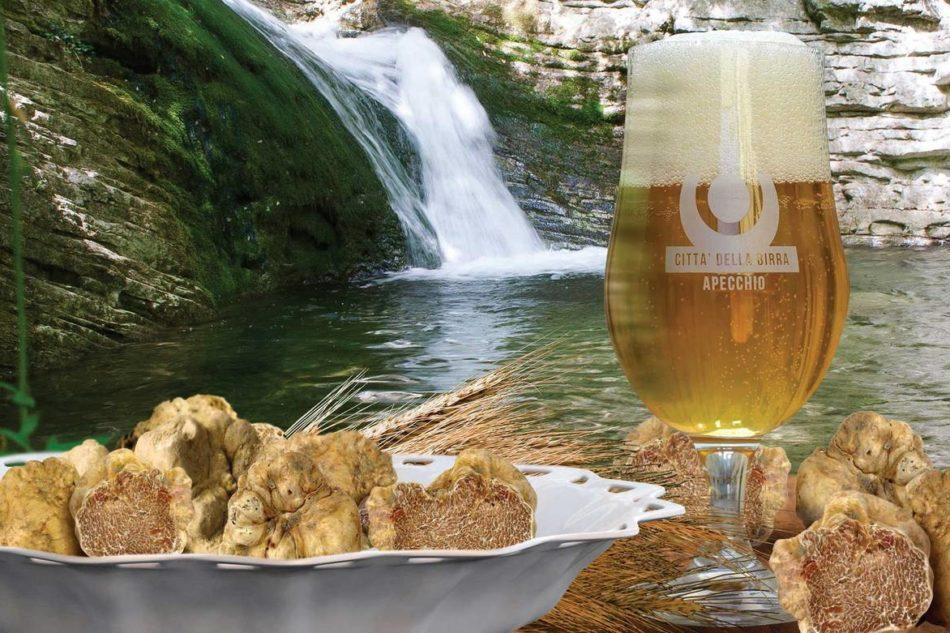 tartufo e birra