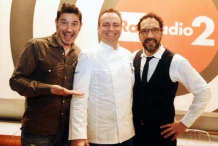 """Rai Radio2: a Decanter torna """"Chef ma non troppo"""" con i docenti di Alma"""