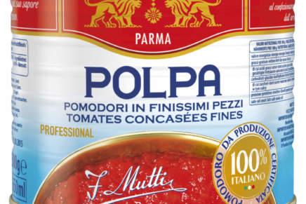 Polpa di pomodoro Mutti, due ricette di Roberto Carcangiu