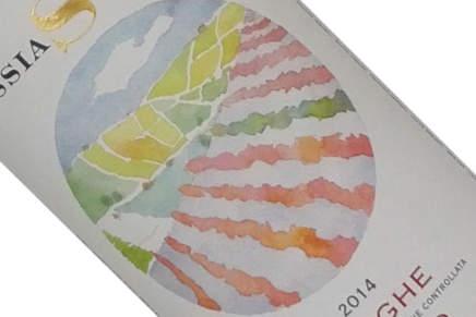 Langhe Rosso Doc 2014, Az. Agricola Bussia Soprana Monforte d'Alba (Cn)