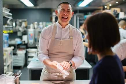 C'è chi dice no: Andre Chang rinuncia alle stelle Michelin