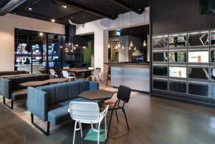 Data Kitchen: il ristorante gourmet diventa automatico