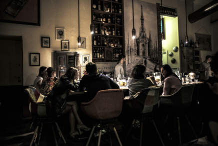 Iter: cucina e cocktail da Milano al resto del mondo