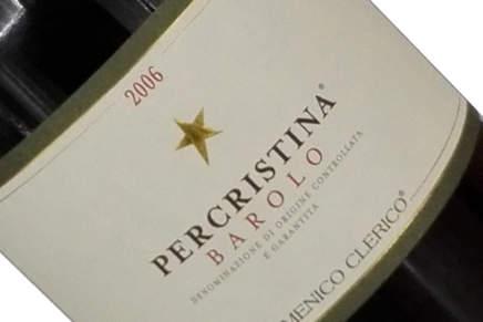 Per Cristina, Barolo Docg 2006, Domenico Clerico, Monforte d'Alba (Cn)