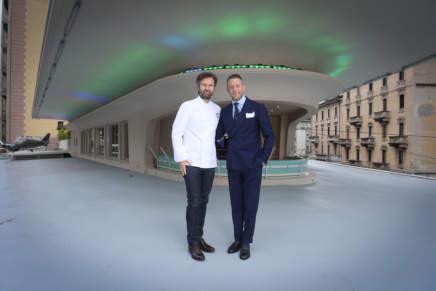 Apre Garage Italia, l'hub dedicato ad auto e food made in Italy