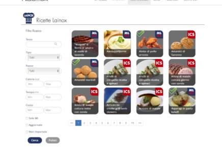 E io mi faccio il menu dal web