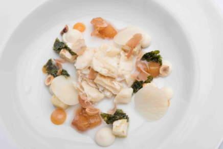 Lo chef Andrea Rossetti di Padova vince l'ottava edizione del Festival Triveneto del Baccalà