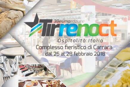 """38a edizione di Tirreno CT a Carrara. Cibi """"senza"""", formazione e nuove tecnologie"""