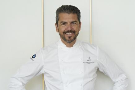 Andrea Berton, verso una cucina più sana e digeribile