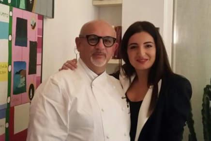 Sadler e Masciarelli, ricette rivisitate e vini abruzzesi