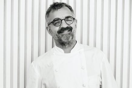 Mauro Uliassi: «La cucina sarà sempre più di piacere e di cura. Buona e sana»