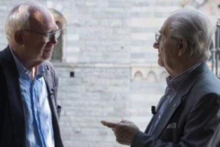 Alberto Capatti è il Presidente della Fondazione Gualtiero Marchesi