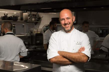 Fiumicino: Daniele Usai annuncia la trasformazione di Tino e QuarantunoDodici. Due diverse cucine serali, chic e pop