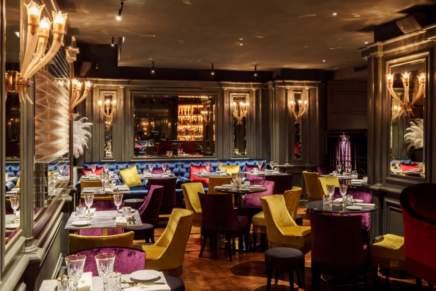 Roma: il nuovo Valentyne Restaurant propone il glamour Usa anni '20