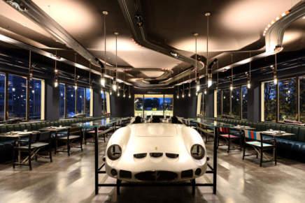 Garage Italia: ristorazione a tutto gas nell'ex stazione di servizio