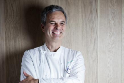Pietro Leemann: «Radice fresca di wasabi e olio di sesamo tostato gli ingredienti più interessanti»