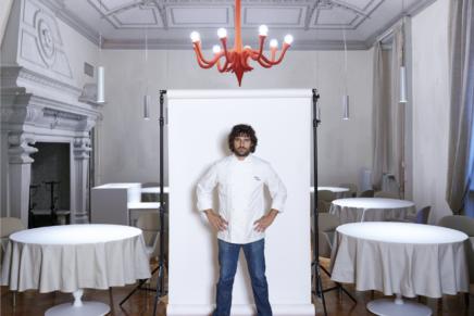 Lo stile unico di Matias Perdomo, cuoco dell'anno di Barawards 2017