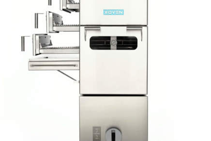 Il forno a brace X-oven provato dallo chef Roberto Magnani
