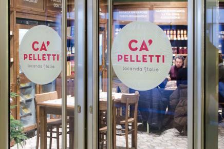 Milano: a Ca' Pelletti Locanda Italia esordisce il servizio SaltaCassa